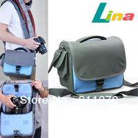 Waterproof Flexible Camera Shoulder Bag Case For DSLR Canon Nikon Sony Pentax
