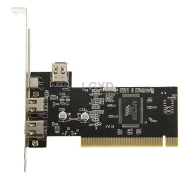 2-Ports Express PCI / PCMCIA PCI-E Interface Card(China (Mainland))
