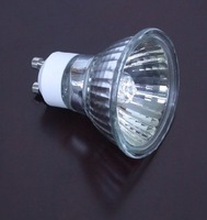 GU10 spot light 127V 35W GU10 50W halogen light glass of warm light cover c warm glow Free shipping