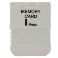 10pcs/lot 1MB Memory Card for PS1 PSX Game New