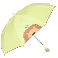 Straight shank 1371e child cartoon umbrella 2 electric heating mouse pad