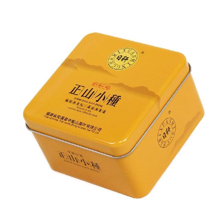 50g rixuan zhengshanxiaozhong Black tea premium paulownia Chinese the health care lapsang tea Souchong with gift 8pcs/ box(China (Mainland))