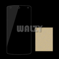 Free Shipping High Quality Clear Screen Protector Cover Guard for LG Google Nexus 5