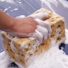 Hot Selling Honeycomb Coralline Car Sponge Macroporous Cleaning Washing Sponge Cleaner Wiper Car Tools Maintenance Care(China (Mainland))