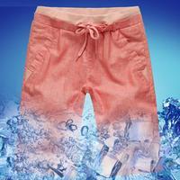 2014 Summer New Arrival Cool Boardshorts Men's Designer Shorts Thin Cotton Solid Pattern Casual Surf Beach Shorts Men K237
