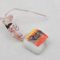 2 X 12 LED Strobe Flash Decorative Strip Light Colorful  [p102]