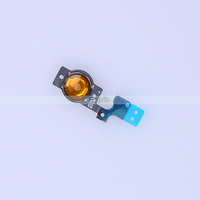 500pcs/Lot 100% Original Brand New Replacement Home Button Flex Cable for iPhone 5C by DHL