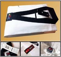 WTF taekwondo TKD uniform/ white dobok/size 150cm/160cm/170cm/180cm/190cm/ white TKD suit