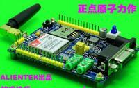 Free shipping Atk-sim900a gsm/gprs module telephone development board