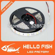 High quality 5m 150 LED 5050 SMD 12V LED strip flexible light 30 led/m,LED strip(China (Mainland))