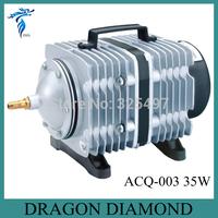 New BOYU ACQ-003 50Lpm Air pumps compressor AC 220-240V
