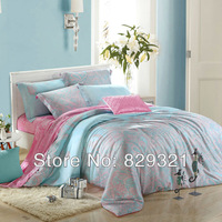 Luxury Lyocell Tencel bedding set,luxury bed set,super soft duvet cover set,printed quilt cover,bedspread,bed sheet,pillowcase