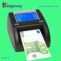 Small Volume Money Detector Machine EC320