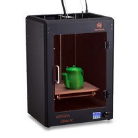 China Supplier 300*200*360 mm Glitar 2 3D Printer,3D Printer For Sale,T-shirt Printing Machine,FDM Desktop 3D Printers