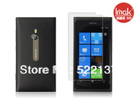 IMAK For Nokia Lumia 800 HD Protective Film Nokia Lumia 900 Lcd Film,Free Shipping