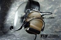 Tri comtac-iii tactical xiangzao earphones cb 3