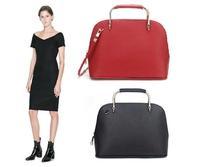 European & American Hot Product Female bag black,Red,Blue  shoulder bag OL commuter Shell handbag Brand Women Handbag