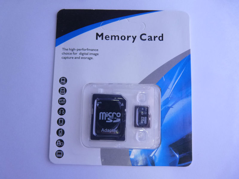 (best quantlity!)Wholesales- 2gb 4GB 8GB 16GB 32GB micro sd card memory card from manufacturer with Free adapter free shipping(China (Mainland))
