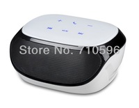2014 advanced Portable Aj81 bluetooth touch Stereo sounds peaker Support card and adsorption function.