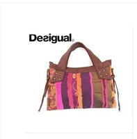 European and American fashion bag shoulder bag lady DESIGUAL