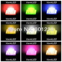 9Valuesx4000pcs/reel=36000pcs 0603 Ultra Bright SMD LED Red/Green/Blue/White/Yellow/Orange/Purple/Pink/Warm White