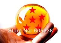 10 Set  = 70 pcs 4CM Dragonballs Replica / Dragon Ball Z Replica Ball 1-7Star
