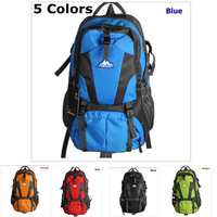 2PCS/Lot Fashion Water Proof Mountain Climbing Backpacks Leisure Riding Outdoor Waterproof Nylon Unisex Sports Gym Bags In Stock