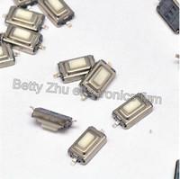 1000PCS/LOT 3 * 6 * 2.5MM SMD Tact Switch 2 feet micro / button switch