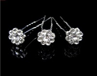 Special wholesale bride dish hair hair accessories hairpin U-shaped clip plate made tools 200pcs/lots