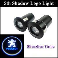 Peugeot 7W 5Th Gen Welcome Door Light/ Ghost Shadow Light/ Car Door Light