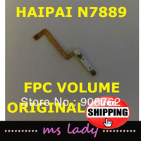 New Original HAIPAI N7889 volume up/down button flex cable FPC Free shipping Airmail + tracking code