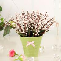 Ceramic plants mini bonsai rustic small fresh home plants bowyer set