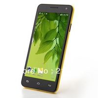 2014 Cheapest WAVE W450 MTK6582 Quad Core 1.3Ghz 4.5 inch 1G RAM 4G ROM Android 4.2 3G Dual Camera Smart phone