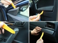 free shipping Car audio tools interior door disassembly tools DVD refit tools auto audio companion cars panel remover new 2014