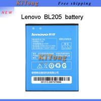 Free Shipping,BL205 battery for mobile Lenovo p770, BL  205 Battery 3500mAH