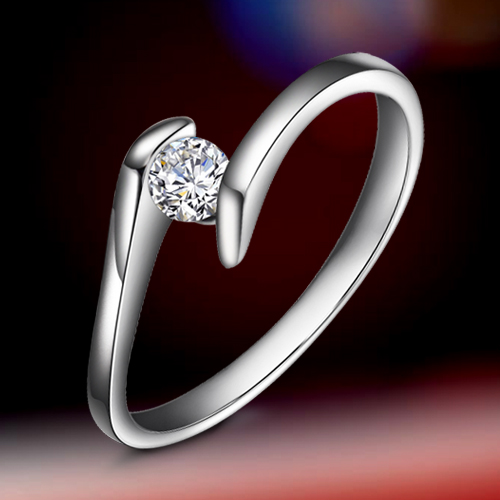 Popular Diamond Pinky Rings for Women from China best selling Diamond Pinky R