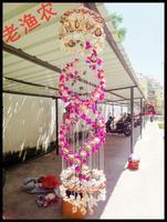 Shell wind chimes wind chimes japanese style windbags wind chimes crystal b7 powder