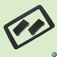 Modified car accessories supplies powerlong volkswagen caddy touran has audio steps leaps the suitcase refires panel