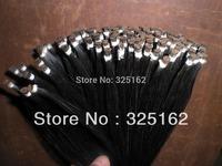 60 Hanks Black Violin Bow hair 82 cm (6g/Hank)