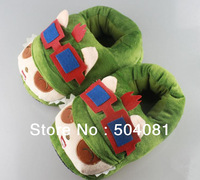 retail cartoon game timor Doll TOY in Good Quality New LOL Figure Shoes Cute TEEMO Soft Plush rammus home Slippers free shipping