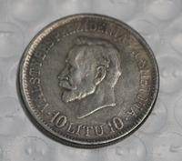 Lithuania (1918-1938)-Coin-Medal-10-Litas COPY FREE SHIPPING