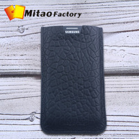 2014 Fashion Design 100% Luxury Cow Leather Wallet Phone Case Magic Tale Brand for Samsung Galaxy S3 S4 Phone Case Free Shipping