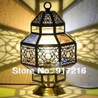 Unique Arabian  table lamps for study room, bedroom T1100-1