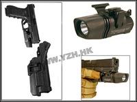 Blackhawk Level 3 Holster glock With Flashlight pistol holster free shipping