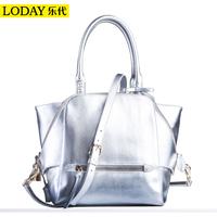 Elegant women's japanned leather handbag 2014 the trend of fashion vintage leather bag cross-body shoulder bag women's big bags