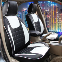 Geely GLEAGLE leather seat cover gx7 HOVER haval h6 Brilliance BC3 BS6 v5 fashion ENGLONCAR sx7 all-inclusive car seats covers