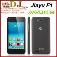 "Original jiayu F1 phone 4.0"" black and white colors smartphone MT6572 duad core 1.3Ghz WIFI 512MB+4GB Russian"