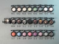 2014 cosmetics brand mane eyeshadow  single eye shadow orange pink whiter wholesale