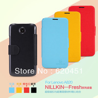 NILLKIN super frosted shield case for lenovo a820  case