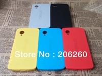 High Quality Original Hard Silicone Soft TPU Plastic Case For LG Google Nexus 5 E980 D820 D821  Promotional price